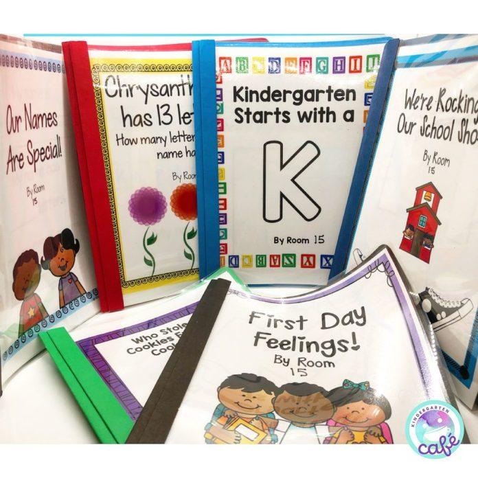 teaching the alphabet to kindergarteners