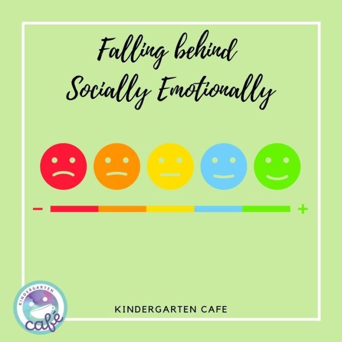 Are children falling behind?