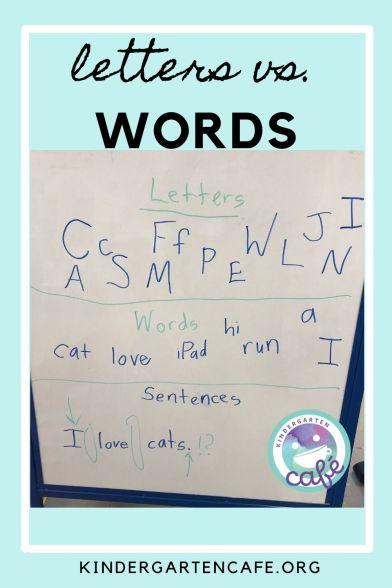 teaching sentences to beginning sentences