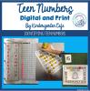 identifying teen numbers