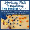 kindergarten math manipulatives