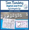 order of teen numbers