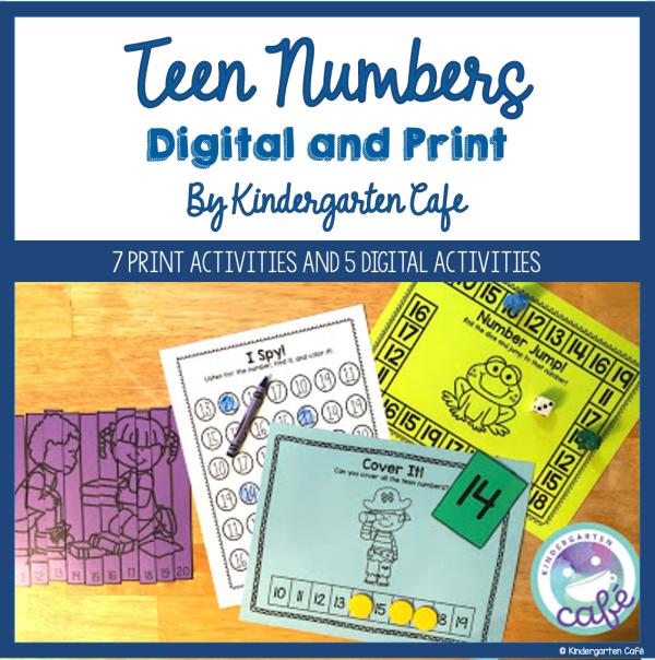teaching teen numbers