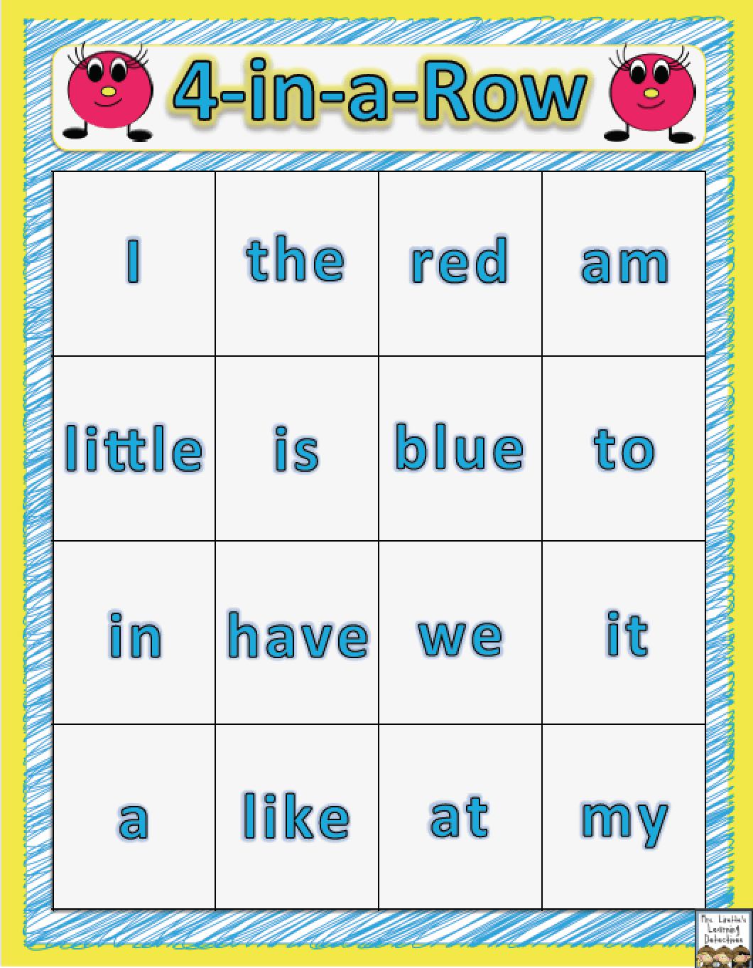 25 Fun Amp Free Ideas For Kindergarten Word Work