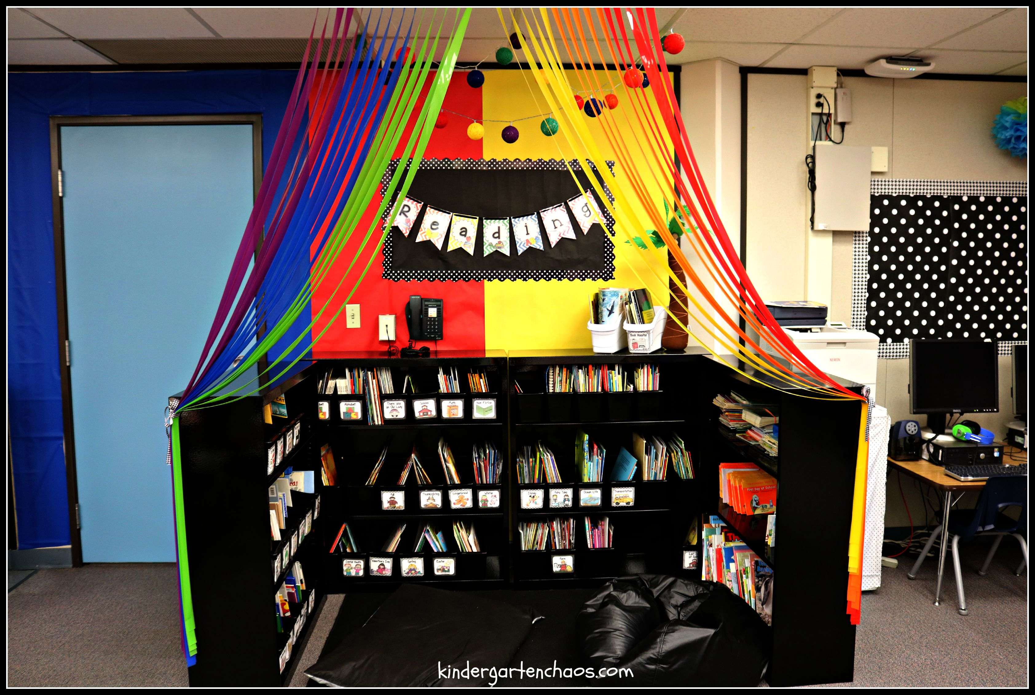 Kindergarten Decoration Classroom Games