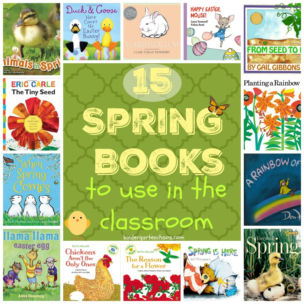 35 Spring Activities To Use In The Classroom