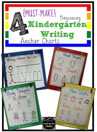 Must Make Kindergarten Anchor Charts Math And Part Whole