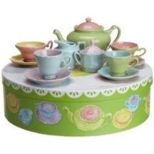 tea set five
