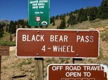 Black Bear Pass four