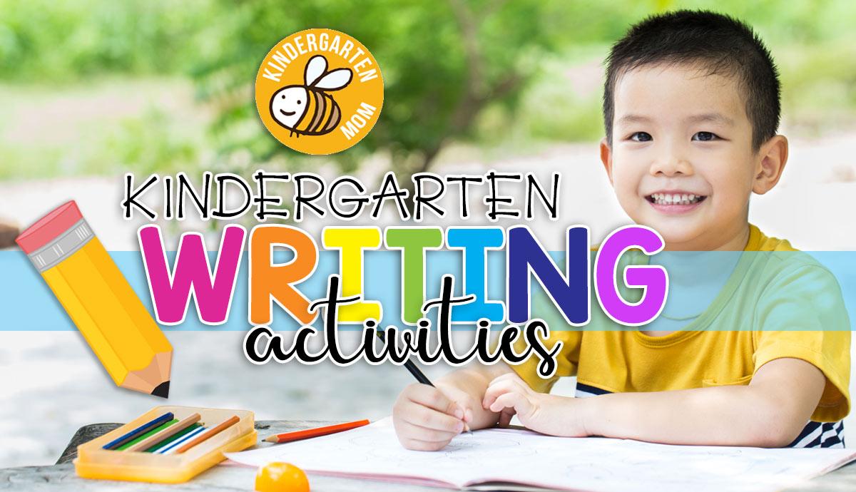 hight resolution of Kindergarten Writing Printables - Kindergarten Mom