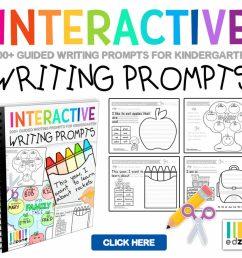 Kindergarten Writing Printables - Kindergarten Mom [ 926 x 1024 Pixel ]