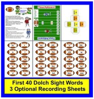 football-sight-words