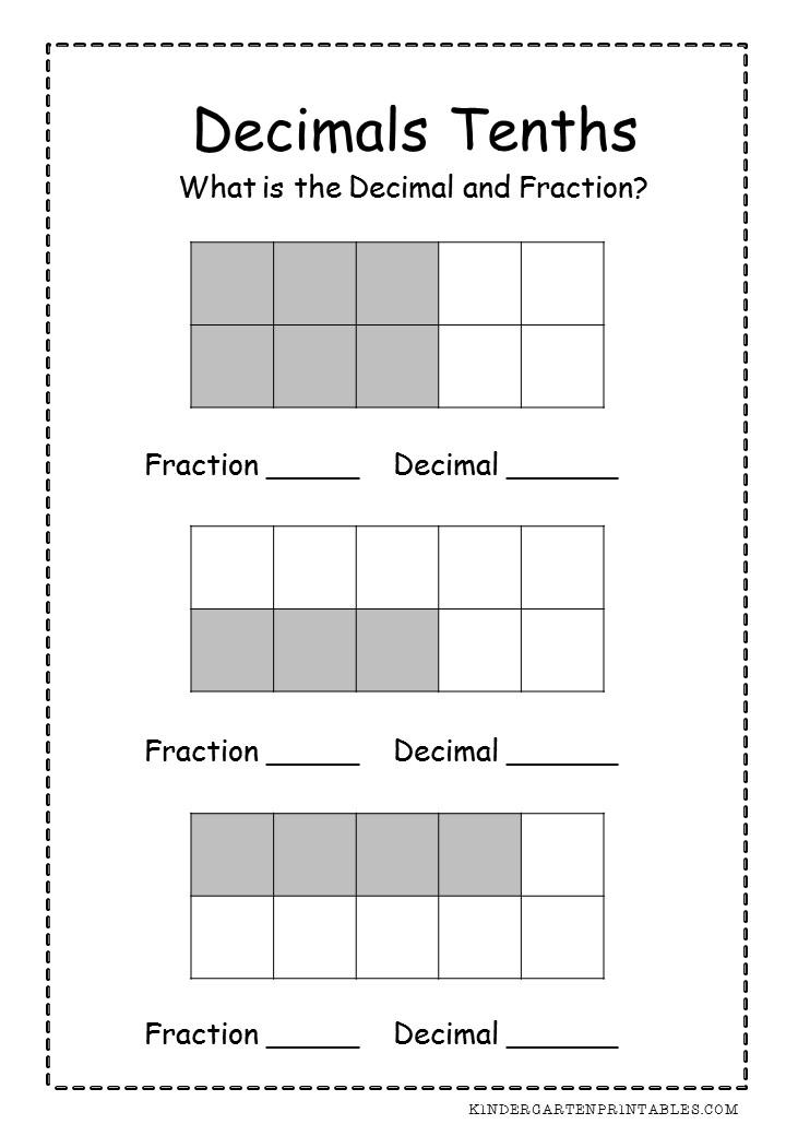 Changing tenths and hundredths to decimals, Mathematics skills ...