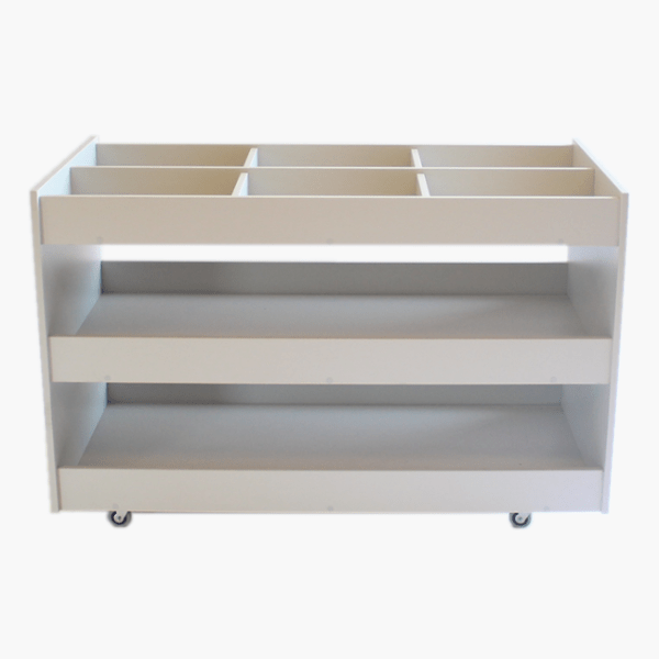 Waste Material Trolley