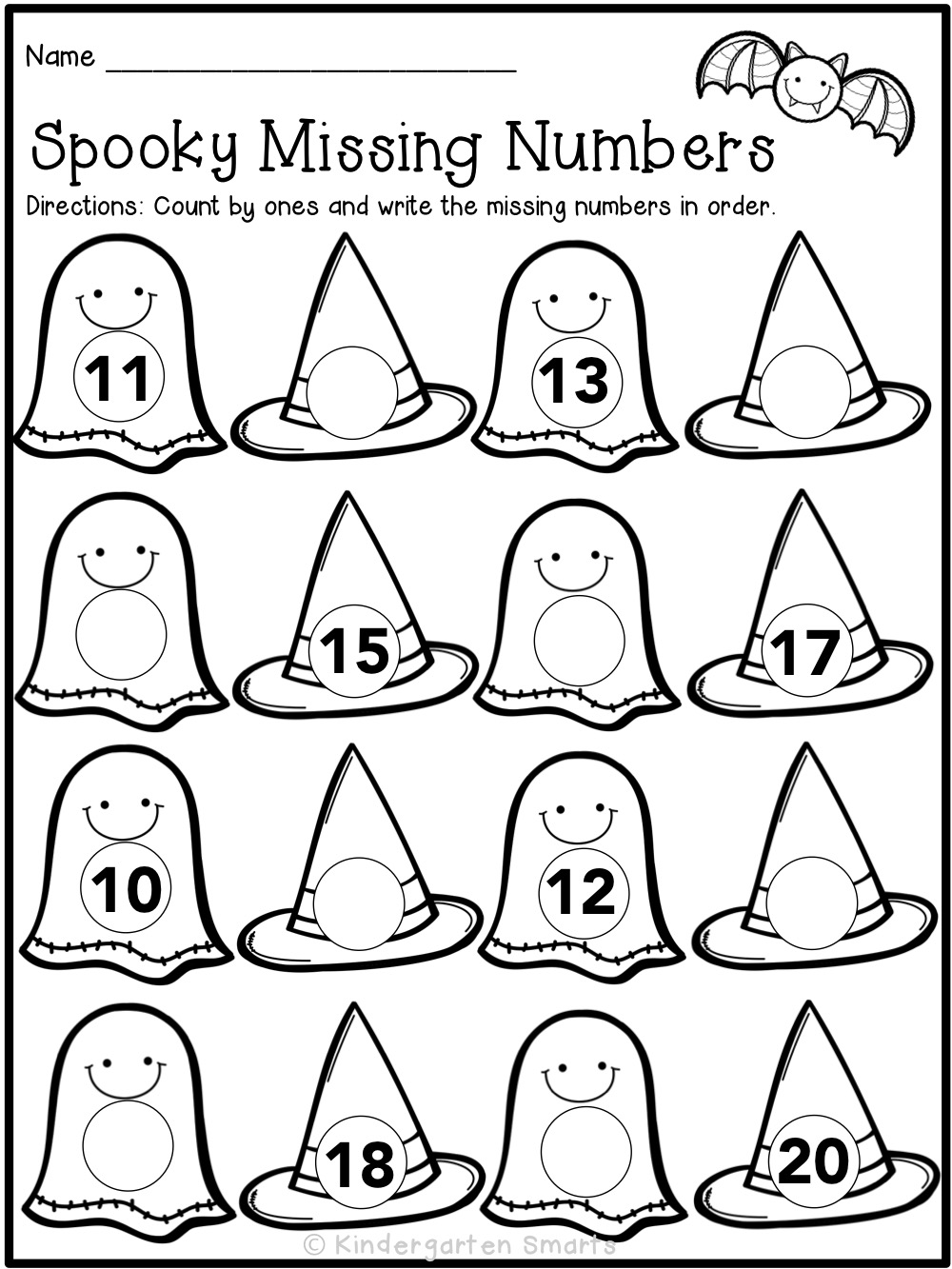 15 Halloween Activities, Worksheets, and Printables for