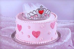 Das ritterliche Essen zum Geburtstag Ritterburg Torte