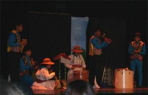 """Das Ensemble von """"Arena y Esteras"""""""