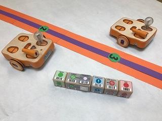 Advanced Coding Racers