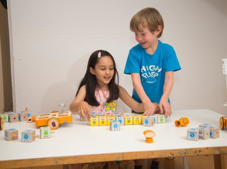 KIBO  programming for kids