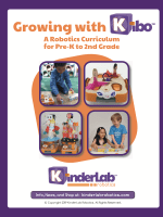 Growing with KIBO Book Image