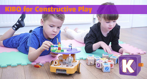 Constructive Play and KIBO