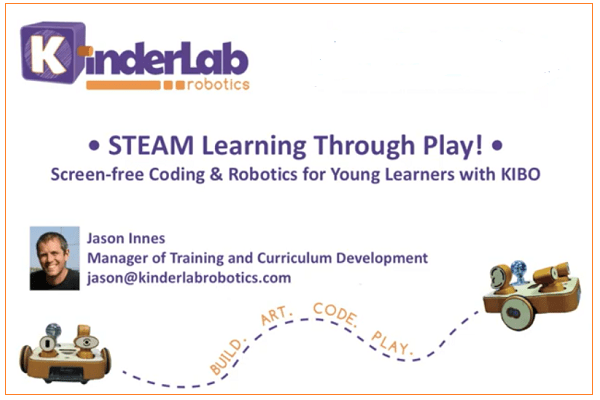 STEAM Learning Through Play - An Introduction to KIBO