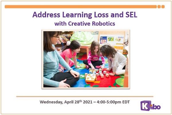 Learning Loss and SEL Webinar