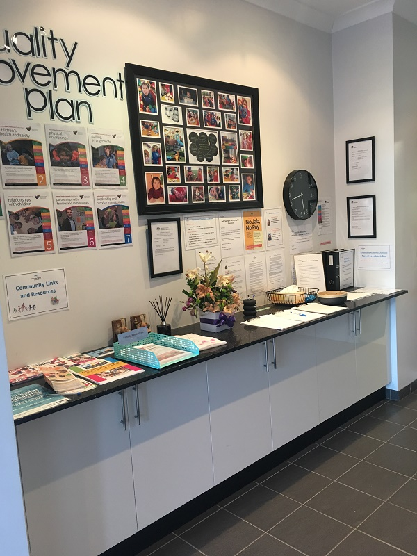 Foyer Ideas For Childcare : Kinderland academy transforming lives