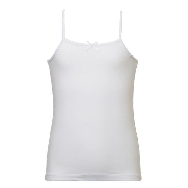 Ten Cate meisjeshemd white