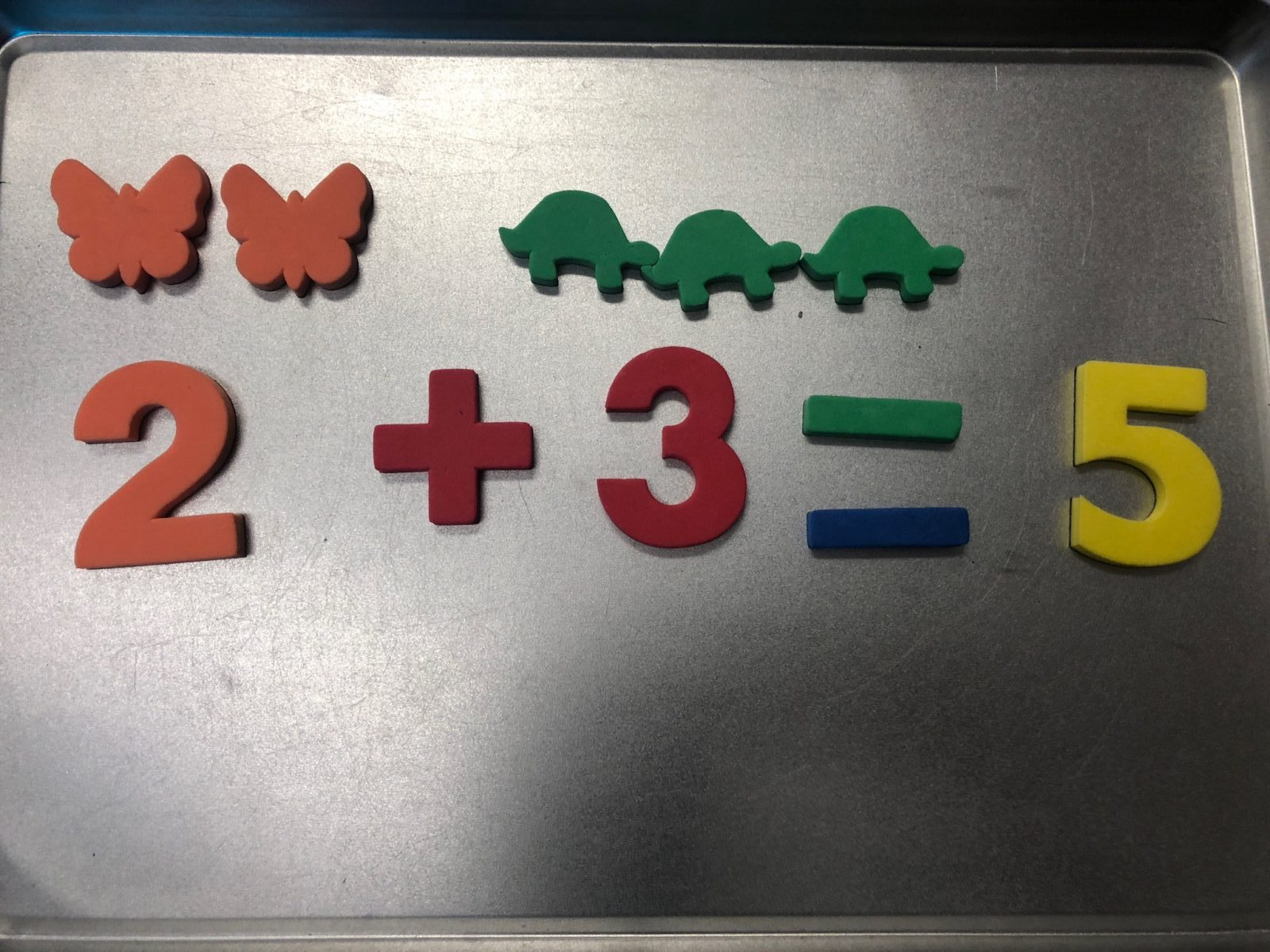 medium resolution of 6 Tips on How to Teach Addition and Subtraction in Kindergarten -  kindermomma.com