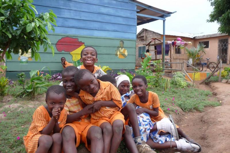Projekt Eine Schule für Ghana