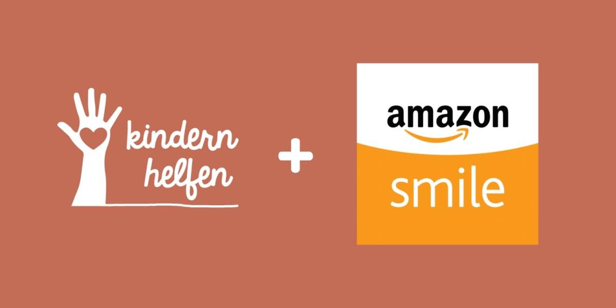 Mit AmazonSmile den Verein Kindern Helfen e.V. unterstützen