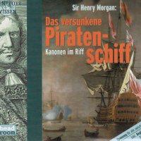 Sir Henry Morgan: Das versunkene Piratenschiff – Kanonen im Riff