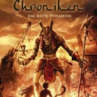 Rick Riordan: Die Kane-Chroniken – Die rote Pyramide