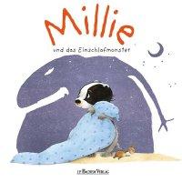 Brigitte Luciani, Eve Tharlet: Millie und das Einschlafmonster