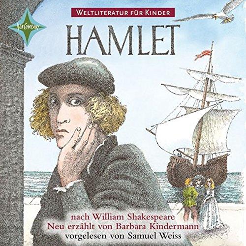 Barbara Kindermann: Hamlet