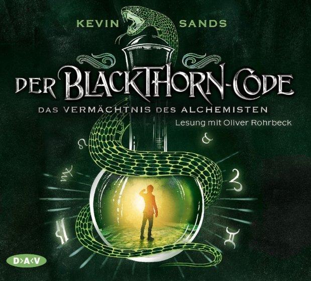 Kevin Sands: Der Blackthorn-Code 1. Das Vermächtnis des Alchemisten