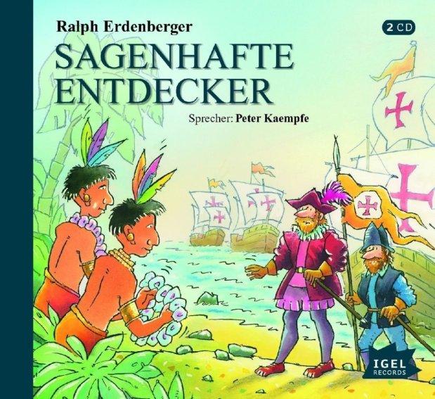 Ralph Erdenberger: Sagenhafte Entdecker