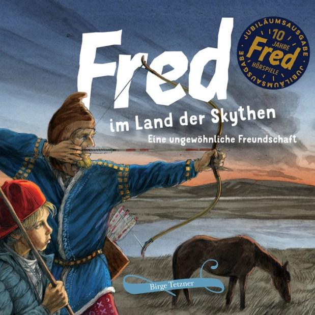 Birge Tetzner: Fred im Land der Skythen – überarbeitete Neuauflage