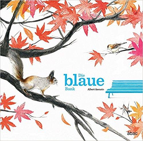 Albert Asensio: Die blaue Bank
