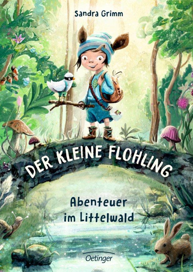 Sandra Grimm: Der kleine Flohling. Abenteuer im Littelwald