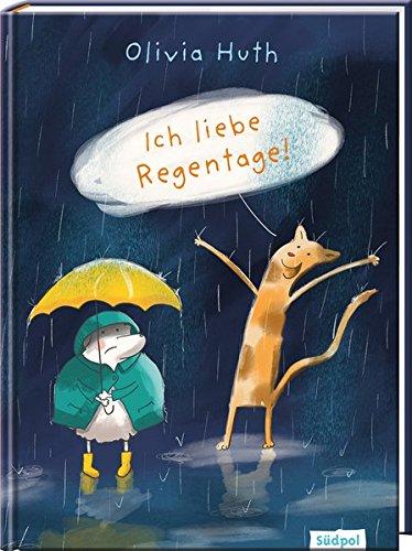Olivia Huth: Ich liebe Regentage