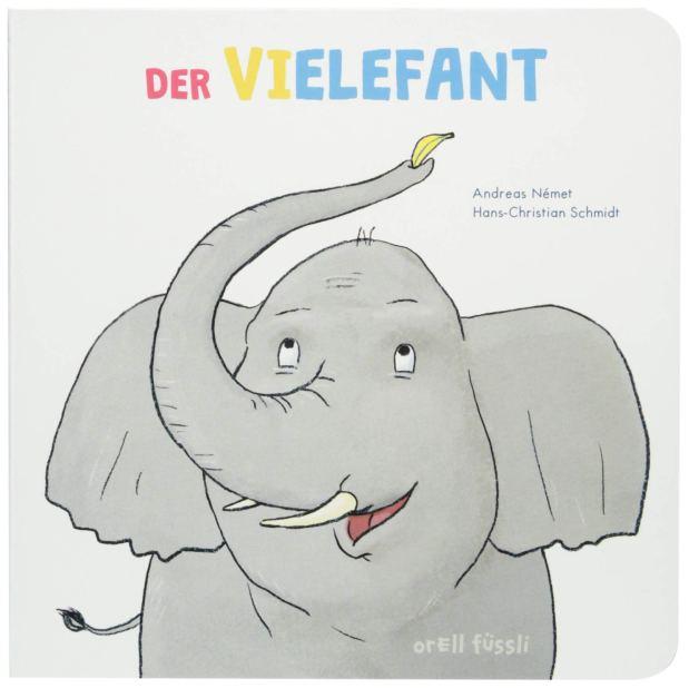Andreas Német, Hans-Christian Schmidt: Der Vielefant