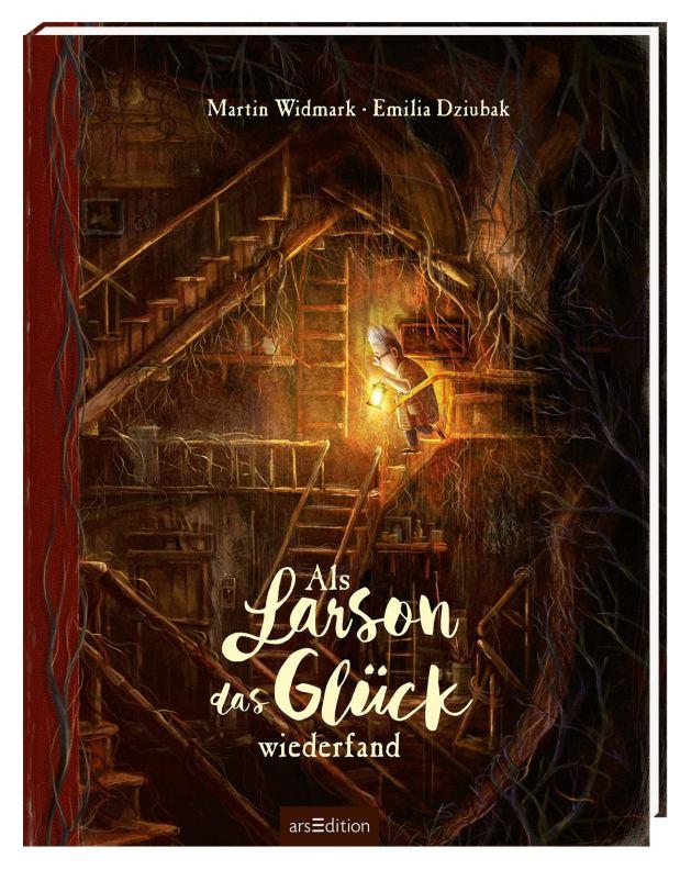 Martin Widmark, Emilia Dzubiak: Als Larson das Glück wiederfand