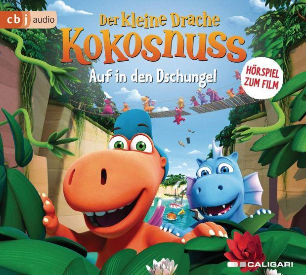 """Auslosung zu Gewinnspiel """"Der kleine Drache Kokosnuss"""""""