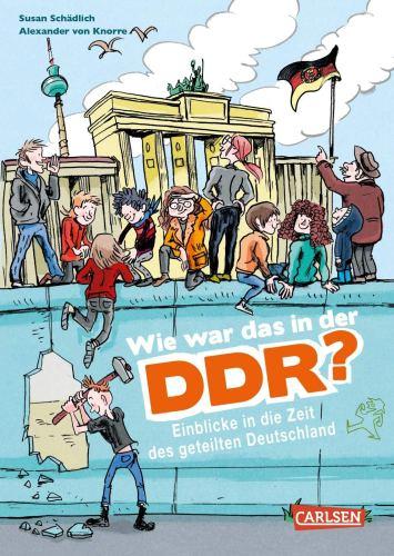 Eine kurze Geschichte der DDR für Kinder