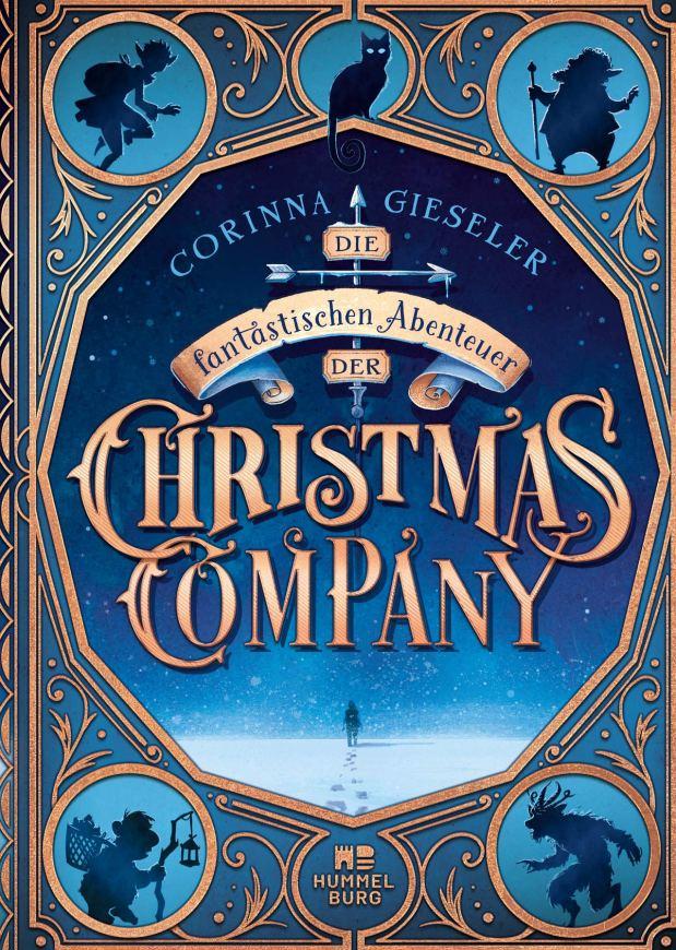Corinna Gieseler: Die fantastischen Abenteuer der Christmas Company
