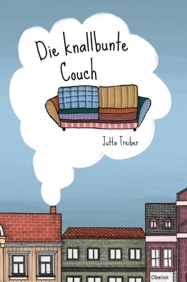 Jutta Treiber: Die knallbunte Couch
