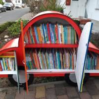 Neu: Hol- und Bringedienst der Hopfenberg Kinderbibliothek