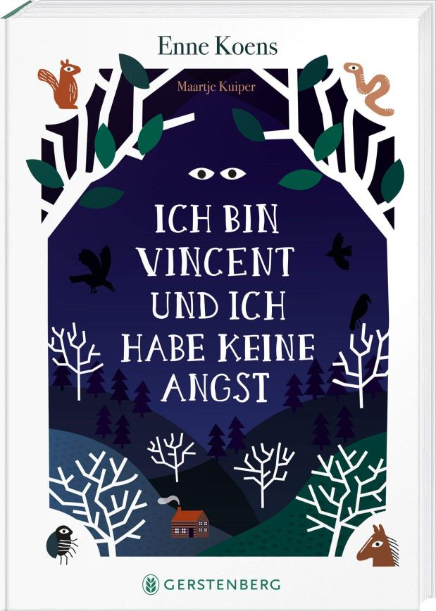 Rezension: Enne Koens: Ich bin Vincent und ich habe keine Angst